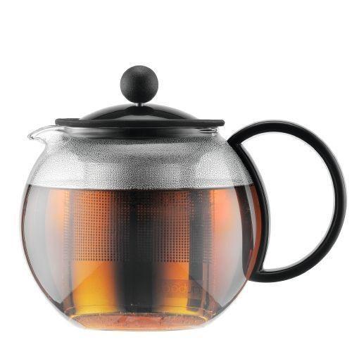 zaparzacz dzbanek do herbaty 0 5l assam bodum bd 1812 01. Black Bedroom Furniture Sets. Home Design Ideas