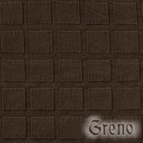 BEATRIZ Narzuta Greno brązowy