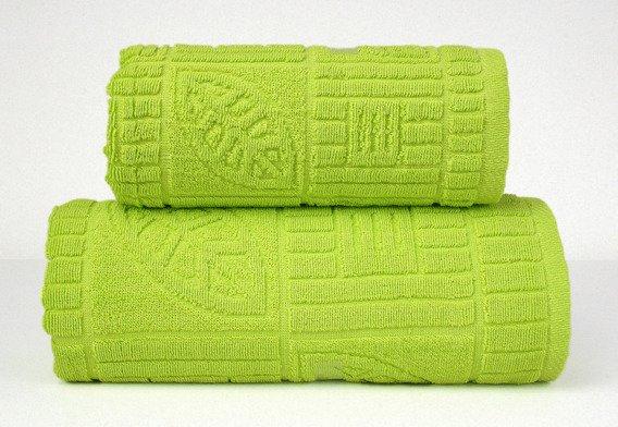 BONITA ZIELONY ręcznik bawełniany GRENO