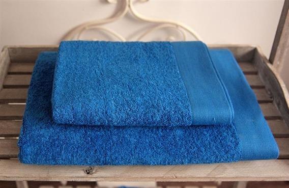Bamboo Style -Głęboki Niebieski ręcznik bambusowy ANDROPOL