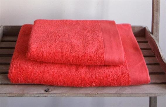 Bamboo Style Koral Komplet Ręczników Bambusowych Andropol