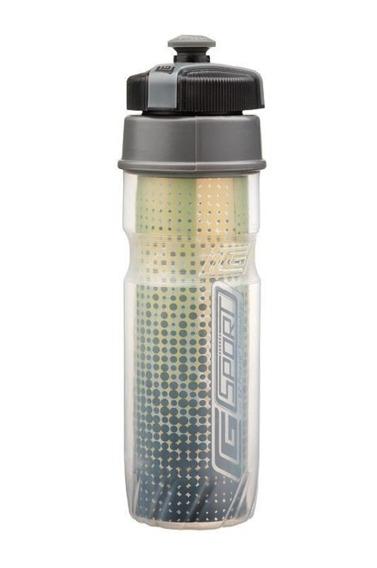 Bidon - butelka do picia MARATHON Cool Gear, 4 kolory szary