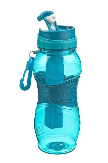 Bidon - butelka do picia RIVIERA Cool Gear, 4 kolory niebieski