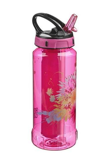 Bidon - butelka do picia z motywem RIGID Cool Gear, 4 kolory różowy