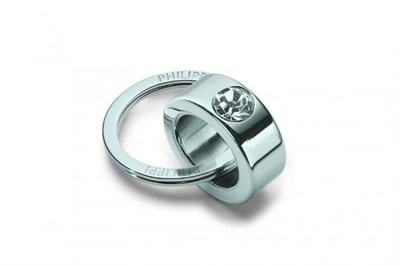 Brelok pierścionek