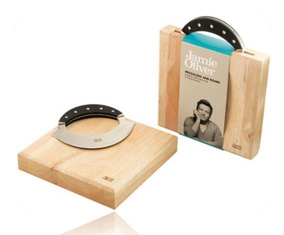 Deska i nóż do siekania ziół Jamie Oliver 600064
