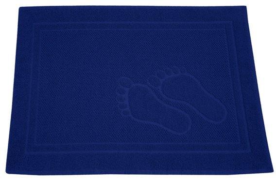 Dywanik Łazienkowy Greno Feet 50X70 Granatowy