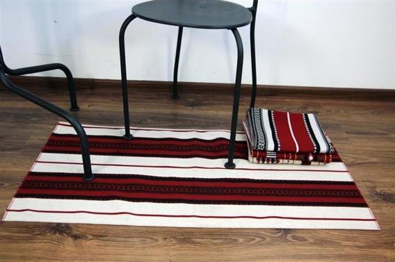 Dywanik czerwień  Rozmiar: 50x100 cm