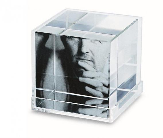 Ekspozytor zdjęć Cubic, 6.5 x 6.5 x 6.5 cm