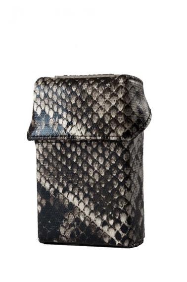Etui na papierosy Black Snake regular