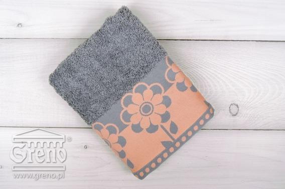 FIORI morelowy ręcznik bawełniany FROTEX
