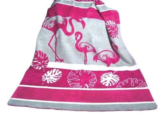 Flamingo koc Glamour GRENO