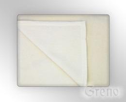 GLAMOUR Koc, 7 kolorów Greno beżowo-biały
