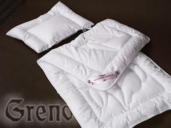 Komplet dziecięcy kołdra i poduszka i 50x60 SPEŁNIONE NADZIEJE Bielbaw