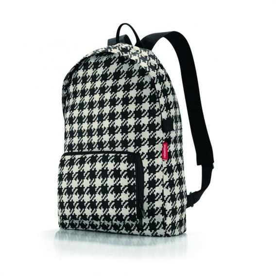 Plecak mini maxi rucksack fifties black