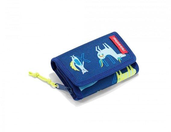 Portfel wallet S kids abc friends blue