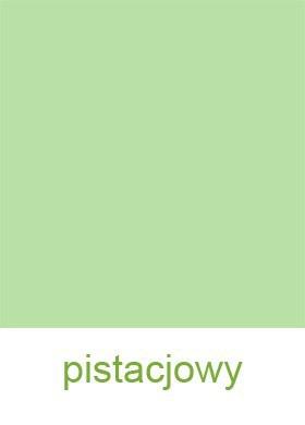 Prześcieradło satynowe bez gumki GRENO pistacjowe