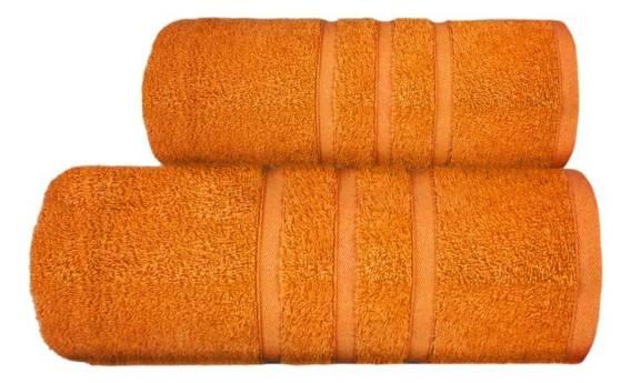 Ręcznik B2B Frotex pomarańczowy