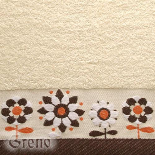 Ręcznik BORNEO NEW Greno kremowy