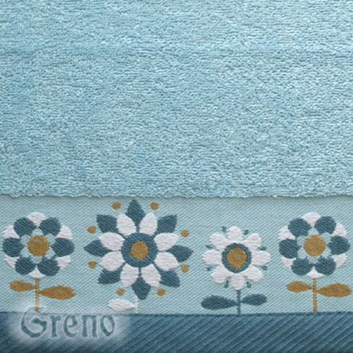Ręcznik BORNEO NEW Greno turkusowy