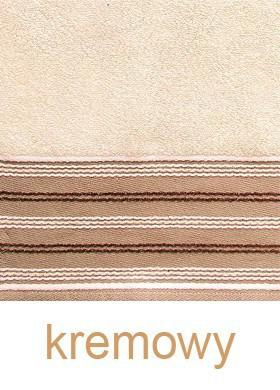 Ręcznik Bawełniany Dla Niego GRENO kremowy