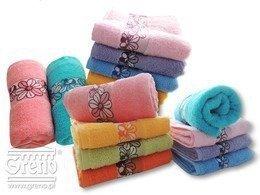 Ręcznik DALIA Greno różowy