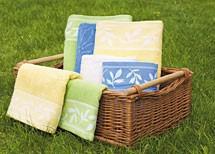 Ręcznik DELTA Greno zielony