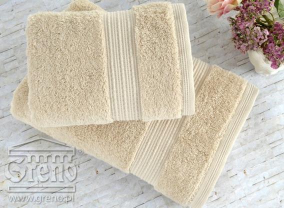 Ręcznik ELITE Greno piaskowy
