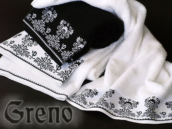 Ręcznik FANTASY Greno kremowy