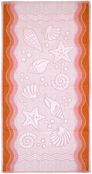 Ręcznik FLORA OCEAN Greno brzoskwiniowy