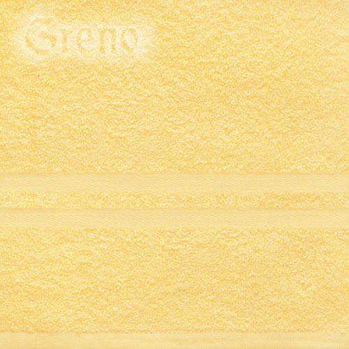 Ręcznik JUNAK NEW Frotex żółty