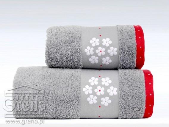 Ręcznik LE GRAND Greno stalowy