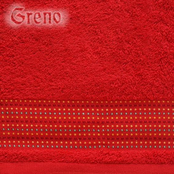 Ręcznik ORYGINAŁ Greno czerwony