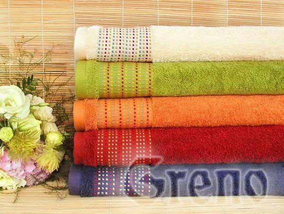 Ręcznik ORYGINAŁ Greno zielony