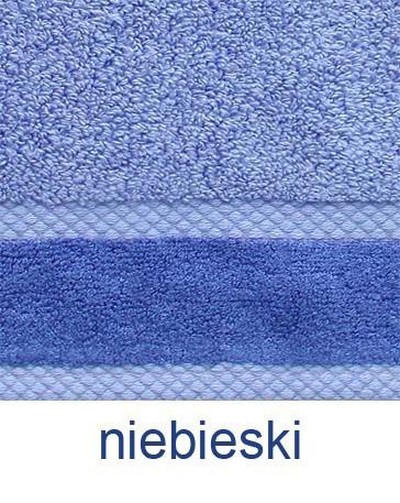 Ręcznik SOFT Greno niebieski