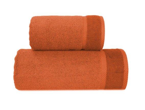 Ręcznik SOFT Greno pomarańczowy