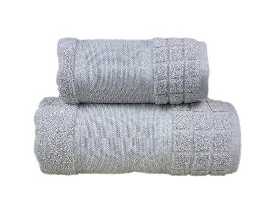 Ręcznik SPECIAL Greno stalowy
