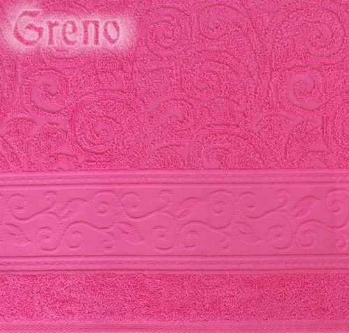 Ręcznik TIVOLI Greno różowy