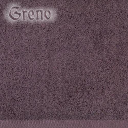 Ręcznik YENA Greno fioletowy