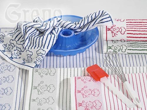 Ręcznik kuchenny COOK Greno czerwony