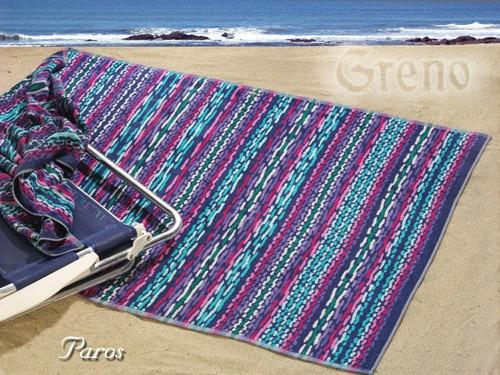 Ręcznik plażowy PAROS Greno