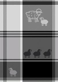 Ściereczki kuchenne EXCLUSIVE Greno, 20 wzorów owieczki