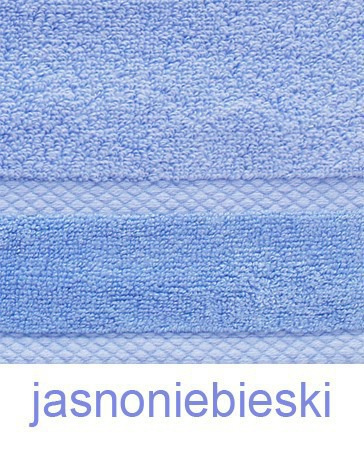 Szlafrok SOFT  Greno jasnoniebieski